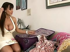 Anal Sex, Ass, Big Cock, Big Tits, Brunette, Car, Lisa Ann, MILF, Pornstar, Stylish,