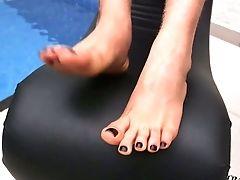 Feet, HD, Long Legs, Nymphomaniac, Shemale, Tranny,