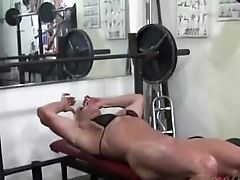 Big Clit, Gym, Old,