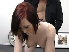 Anal Sex, Backroom, Boobless, Casting, Facial, Ginger, Teen,