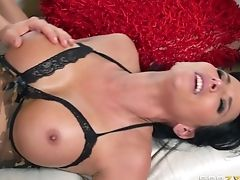 Big Tits, Blowjob, Cowgirl, Cuckold, Doggystyle, Fucking, Handjob, Hardcore, Lezley Zen, Moaning,