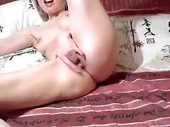 Masturbation, Solo, Webcam,