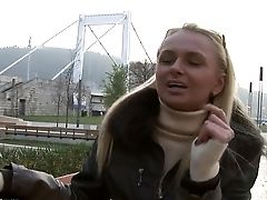 Anal Sex, Blonde, HD, Ivana Sugar, Masturbation, Outdoor, Public, Solo, Ukrainian,
