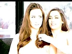 Angela White, Beauté, Brunes, Mignonette, Dana Vespoli, Merveilleux , Horny, Embrasser, Lesbiennes, Milfs  ,