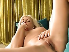 Babe, Big Tits, Blonde, Exhibitionist, Fingering, MILF, Pussy,