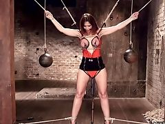 Anal Sex, BDSM, Bizarre, Bondage, Fetish, Gagging, Hogtied, Mature, MILF, Punishment,